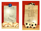 Encore Frameology Photo Tabletop Frames for 4x6 Pictures with Sport Themes