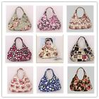 Fashion Women's Canvas Handbag Bow Shoulder Bag Wallet Purse Small Bag Tote Z