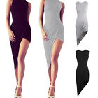 Fashion Sexy Women's Bodycon Maxi Long Ball Gown Evening Party Cocktail Dress