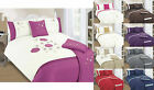 Nightzone 5pc Bed In a Bag Duvet Cover Pillow Cushion Cover & Bed Runner Set
