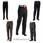 Business Herrenhose Stoffhose Hose Businesshose Anzughose schwarz grau anthrazit
