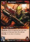 World of Warcraft Cards - Betrayal of the Guardian 71 - 135 - Pick card WOW CCG