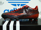 NEW ADIDAS Adizero 5-Star 4.0 Men's Football Cleats - Black/Red;  S84799