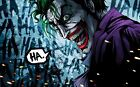 "Joker - Batman The Dark Knight Movie Silk Cloth Poster 40 x 24"" Decor 15"