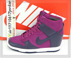 Nike Wmns Dunk Sky Hi Purple Dynasty 528899-501 US 6.5 8.5 nsw city 1 90 95 pink