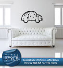 HERBIE DECOR DECAL STICKER WALL ART GRAPHIC VARIOUS COLOUR