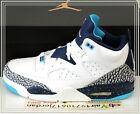 Nike Jordan Son Of Mars Low Hornets White Navy Black 580603-105 US 8~12