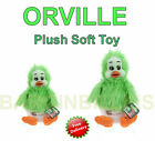 New Orville The Duck Plush Soft Toy Licensed Product Keith Harris Retro Vintage