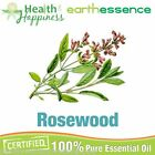 earthessence ROSEWOOD ~ CERTIFIED 100% PURE ESSENTIAL OIL ~ Aromatherapy Grade