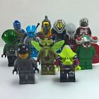 Lego Galaxy squad Space police Insectoids Mosquitoid Robot - minifig to choose