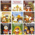 JEAN GREENHOWE Collection Knitting Leaflet Books - 8Ply DK - Select from 24