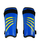 Football Soccer Training Shin Pads Ankle Guards Leg Calf Protector Multi 1Pair