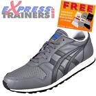 Onitsuka Tiger Mens Temp-Racer Casual Retro Classic Trainers Grey AUTHENTIC