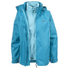 Trespass YOKO Womens Ladies 3 in 1 Fleece Winter 3in1 Waterproof Coat Jacket