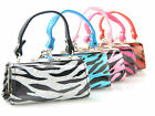 ZEBRA Lipstick/Coin purse-PARTY FAVOR/STOCKING STUFFER/BRIDAL PARTY GIFT STUFF