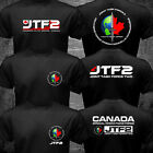 New Canada Elite Special Operations Force JTF2 Joint Task Force 2 Logo T shirt, used for sale  USA