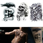 BigStyle Large Temporary Tattoo Arm Body Art Removable Waterproof Tattoo Sticker on Rummage