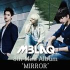 MBLAQ - Mirror (8th Mini Album) [CD + Poster + Gift]