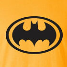 New Batman T-shirt costume bat figure dark knight super hero cape comic