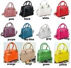 New PU leather women's Lady's bag shoulder bag handbag Tote Hobo Gift Free ship