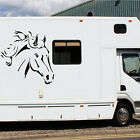 HORSE HEAD Graphic Sticker Decal Horsebox Vinyl Transfer Stable Tack Room