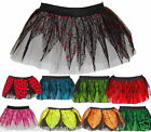 NEON TUTU SKIRT  80'S FANCY DRESS HEN PARTY COSTUME
