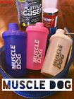 Muscle Dog 700ml High Quality Protein Shake Bottle Shaker Mixer Cup Gym Blender