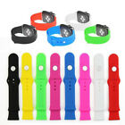 Colorful Silicone Watchband for Apple Watch Strap For iWatch 38mm/42mm
