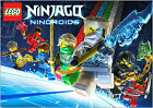 Lego Ninjago Giant 1 Piece Poster Art Print - A0 A1 A2 A3 A4 Sizes