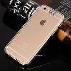 LED Flash Light UP Remind Incoming Call Cover Case For iPhone 5S 6 4.7 Plus 5.5""