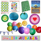 HAJJ/Ramadan/Eid-Stickers,Balloons,Lanterns,Banners,Bunting,Badges,Plates & Cups