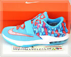Nike KD VII 7 GS Frozens Blue Clearwater Red 669942-401 US 4~7Y Youth