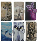 For Nokia PU Leather Phone Case Cover Skin Dolphin +free Phone Stand +free gift