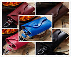 Arc Hasp Women Men Genuine Leather Key Bag Key holder chain Car Keyring