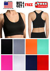 Women Sports Bra Fitness Yoga Crop Tank top Stretch Razorbac