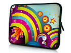 """Rainbow Laptop Notebook Soft Case Sleeve Bag For Dell Inspiron 15 15.6"""" Laptop"""
