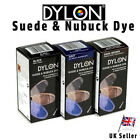 DYLON Suede Dye Shoe Boot Shoes With Applicator Various Fabric Brush