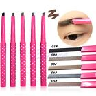 HOT Waterproof Longlasting Eyeliner Eyebrow Pencil Cosmetics Makeup Tool 5 Color