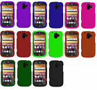 Hard Snap On Protector Cover Phone Case Accessory For ZTE Compel 4G Z830