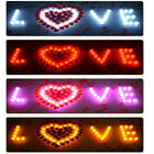 24pcs Flameless Battery Operated LED Tea Light Candles Colorful Wedding