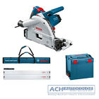 BOSCH immersion circular saw 55 GCE incl. L-Box + 2 x FSN 1600 + Case+Connector