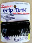 The Original Grip-Tuth® Side Combs by Good Hair Days Handcrafted in USA Various