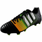 Adidas Mens Nitrocharge 3.0 FG Football Boots Black *AUTHENTIC*