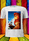 Disney The Lion King Simba T-shirt Vest Tank Top Men Women Unisex 114
