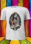 Disney Princess Sally Skellington T-shirt Vest Tank Top Men Women Unisex 130