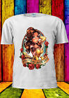 Disney Princess Belle Bella Beauty T-shirt Vest Tank Top Men Women Unisex 136
