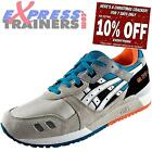 Asics Mens Gel Lyte III Classic Retro Running Shoes Trainers *AUTHENTIC*