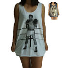 **Unisex Elvis Kid Galahad Vest** Tank Top Singlet T-Shirt **Sizes S M L XL**