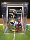 NEW ENGLAND PATRIOTS NFL Players Mini Helmet Shadowbox w/ card on eBay