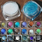 Gold Silver White Blue Colorful Glitter Eye shadow bling eye makeup 19 colors